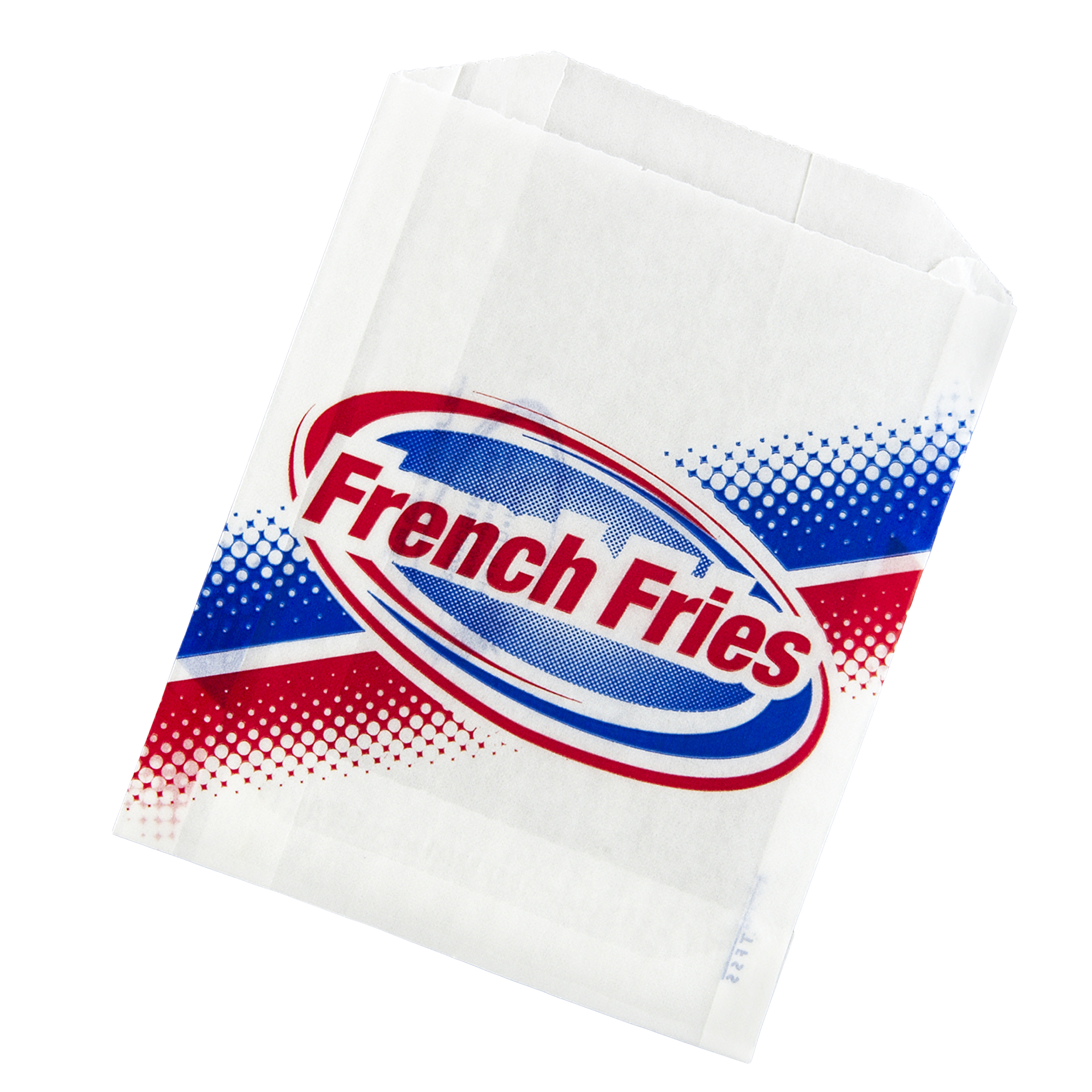 FRY BAG 4-3/4X5-3/4 809 PRINTED