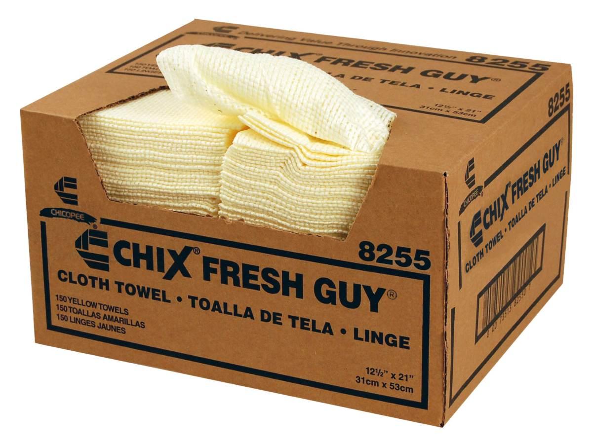 YELLOW CLOTH TOWEL FRGUY 8255