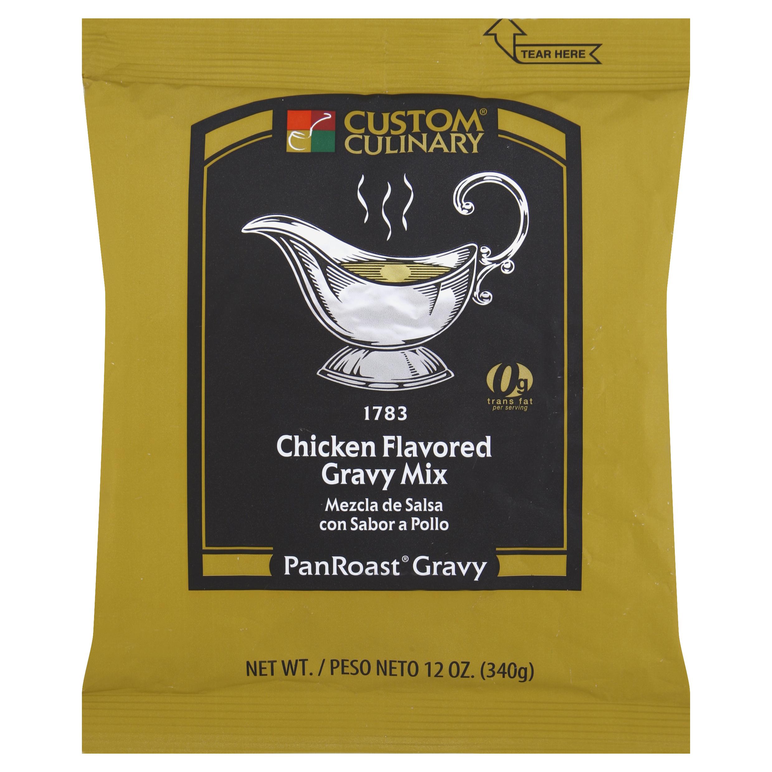 1783 - PanRoast Chicken Flavored Gravy Mix