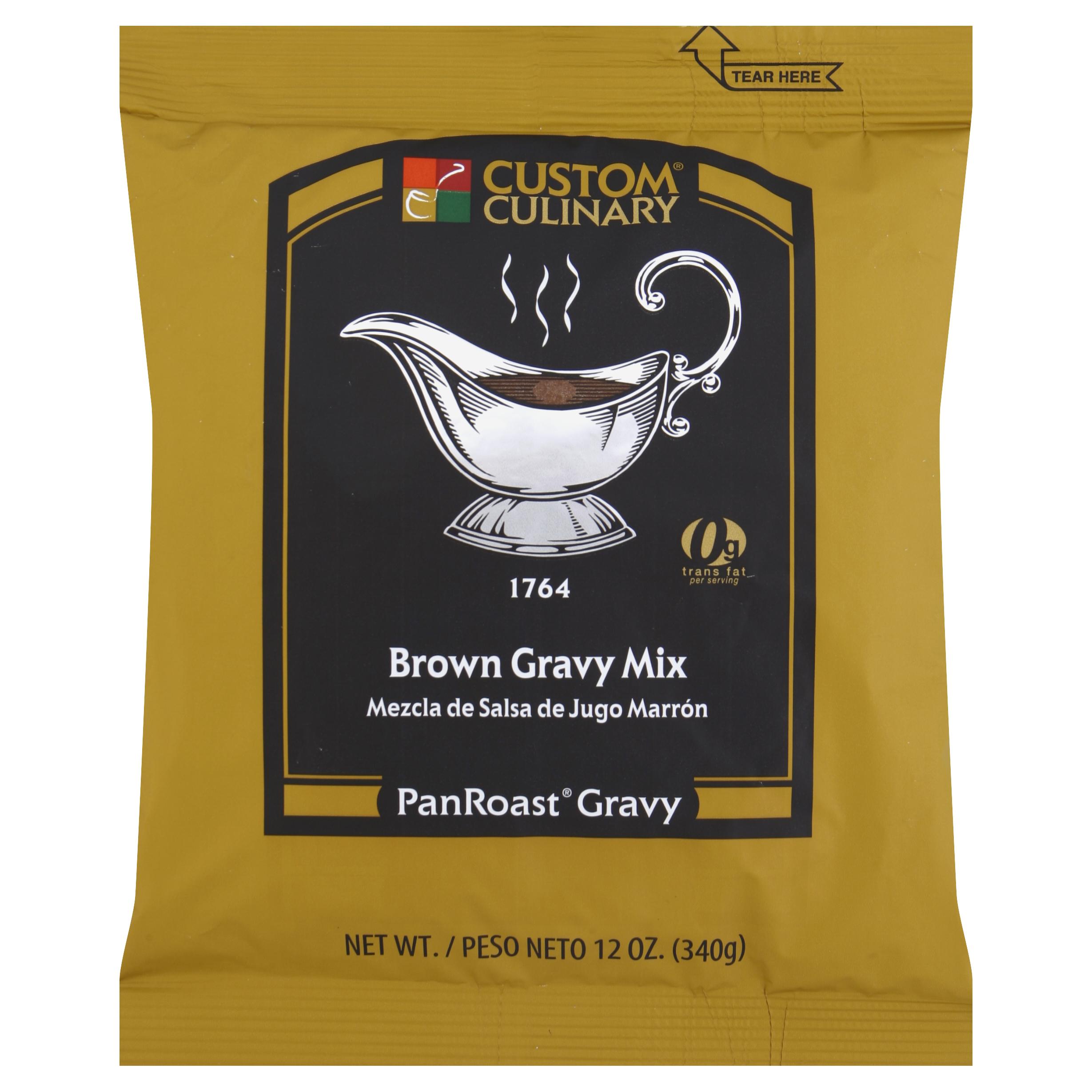 1764 - PanRoast Brown Gravy Mix