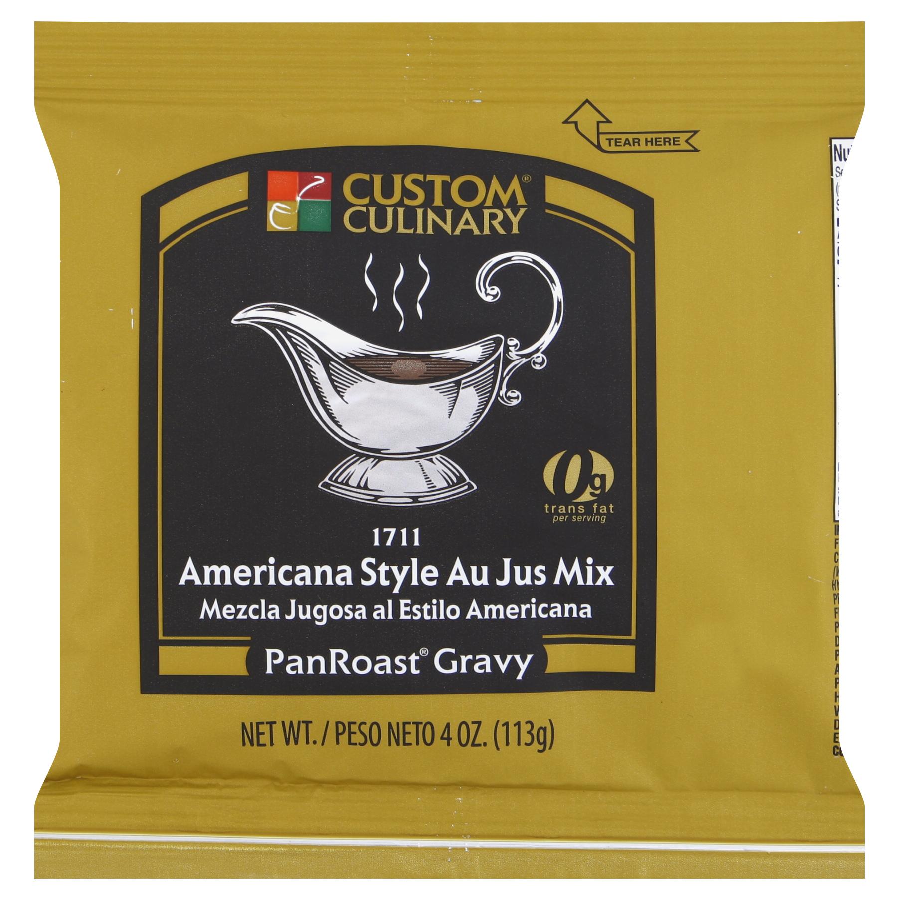 1711 - PanRoast Americana Style Au Jus Mix