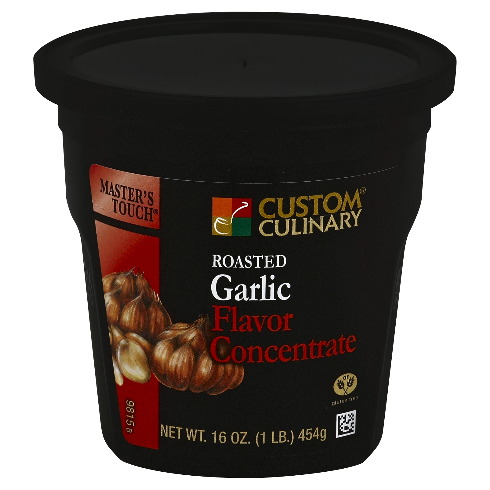 9815 - Masters Touch Roasted Garlic Flavor Concentrate