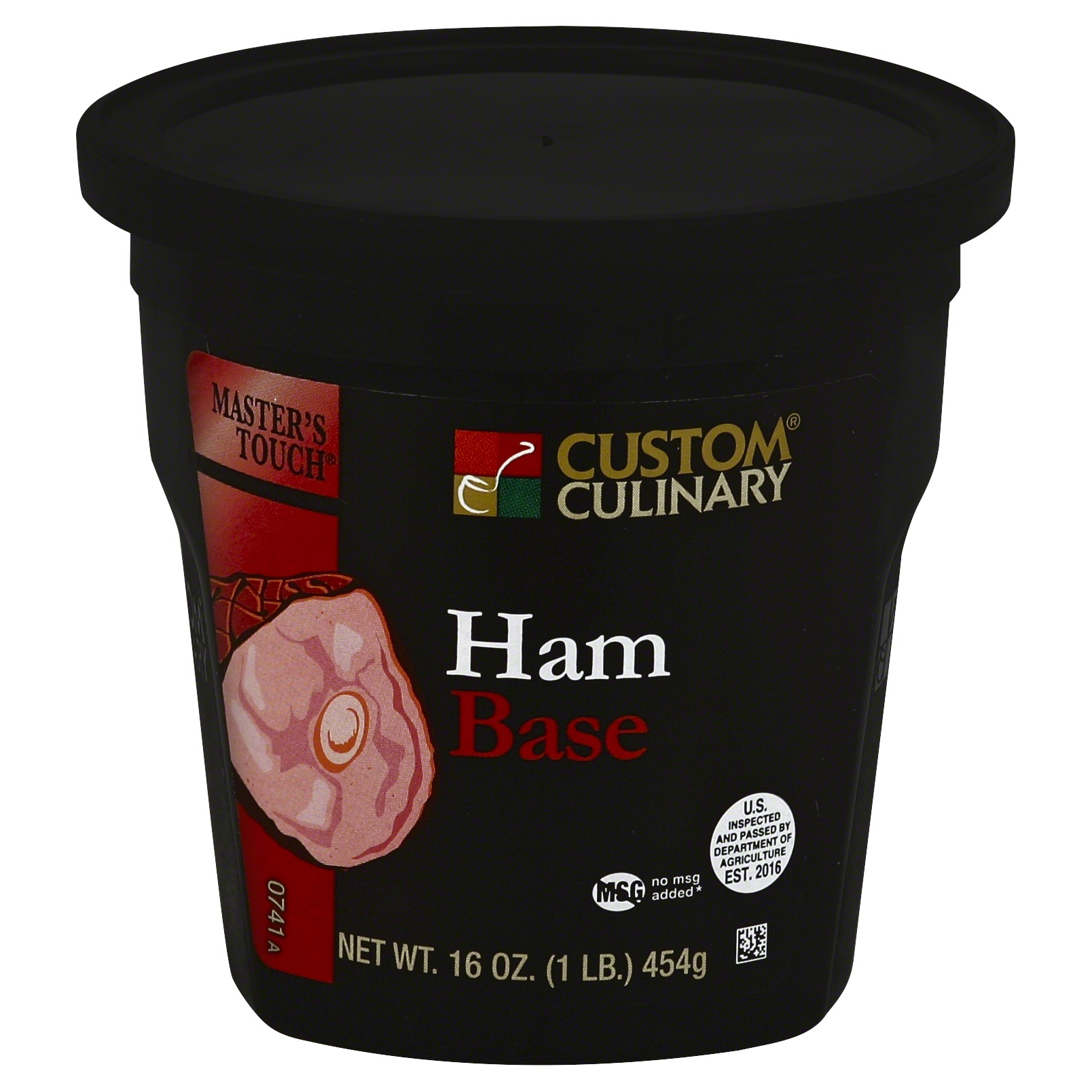 0741 - Masters Touch Ham Base