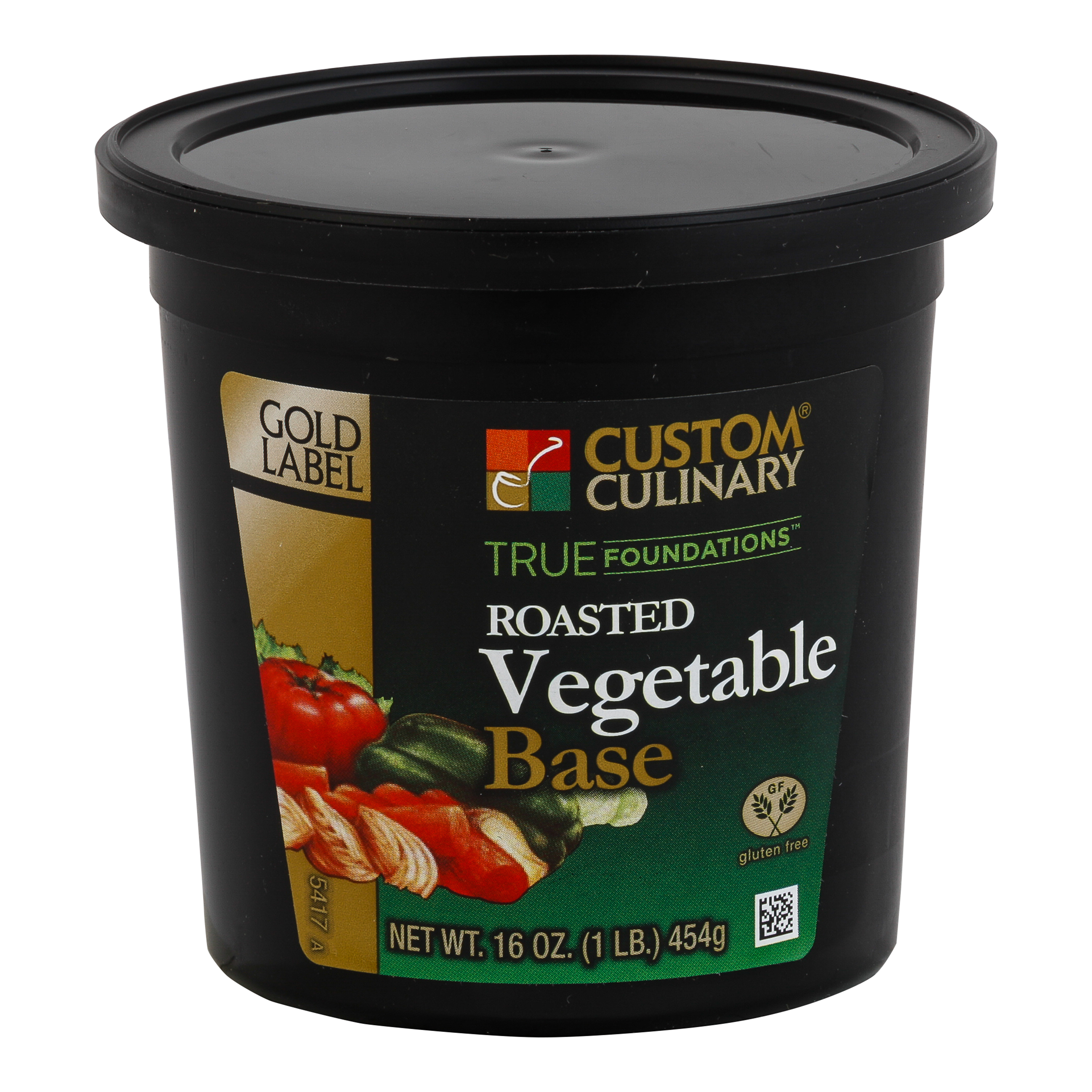 5417 - GOLD LABEL Roasted Vegetable Base No MSG added Gluten Free Clean Label