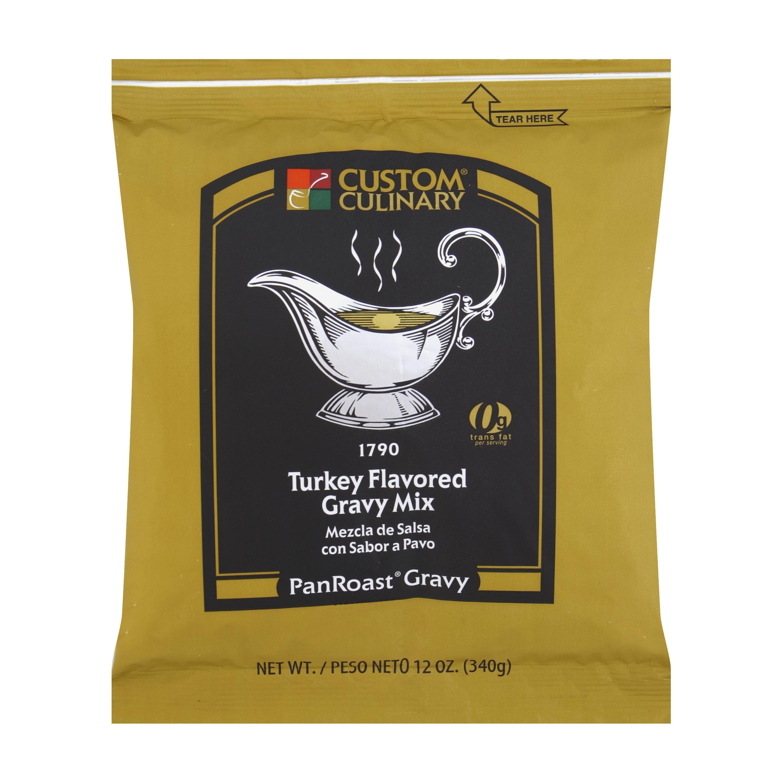 1790 - PanRoast Turkey Flavored Gravy Mix