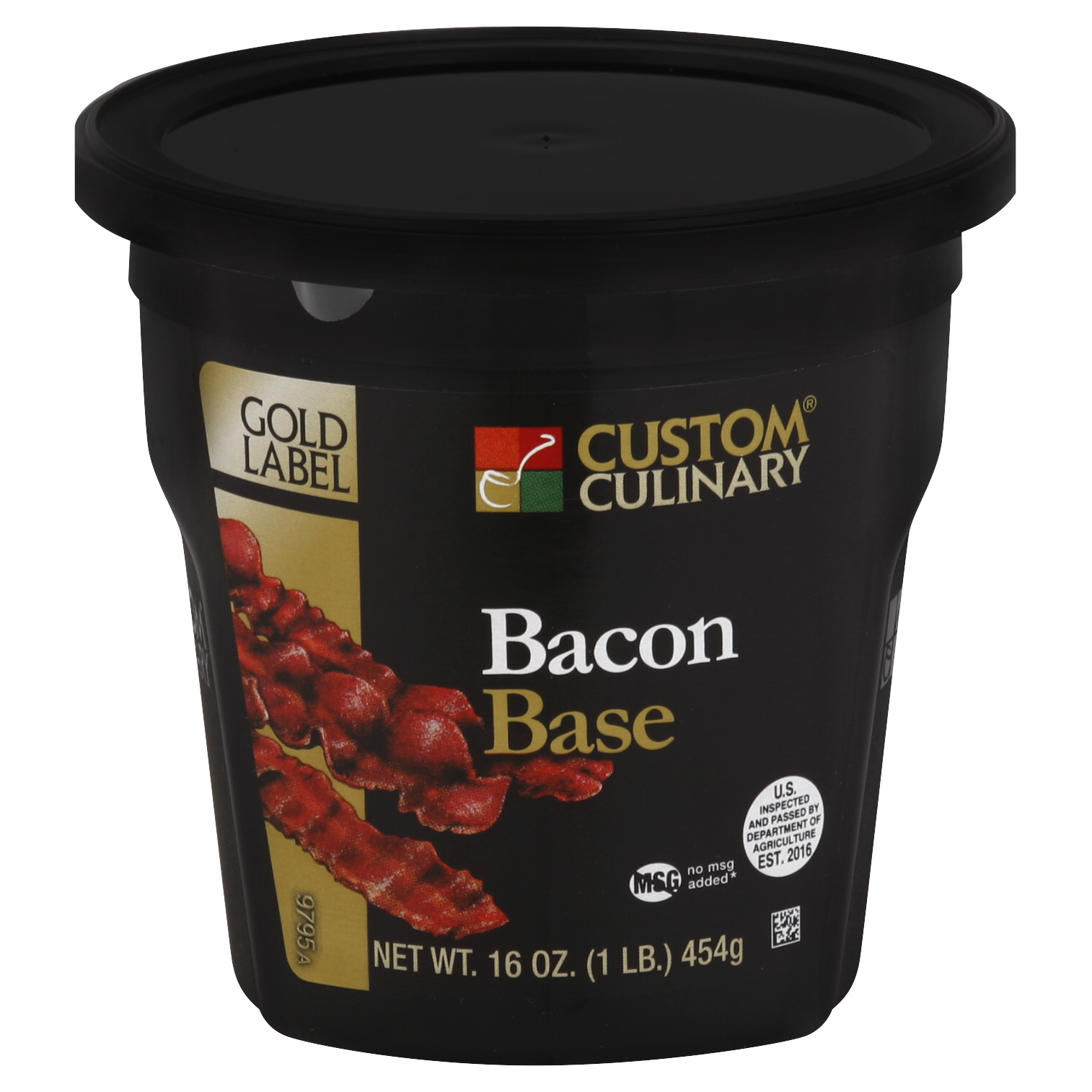 9795 - GOLD LABEL Bacon Base No MSG Added