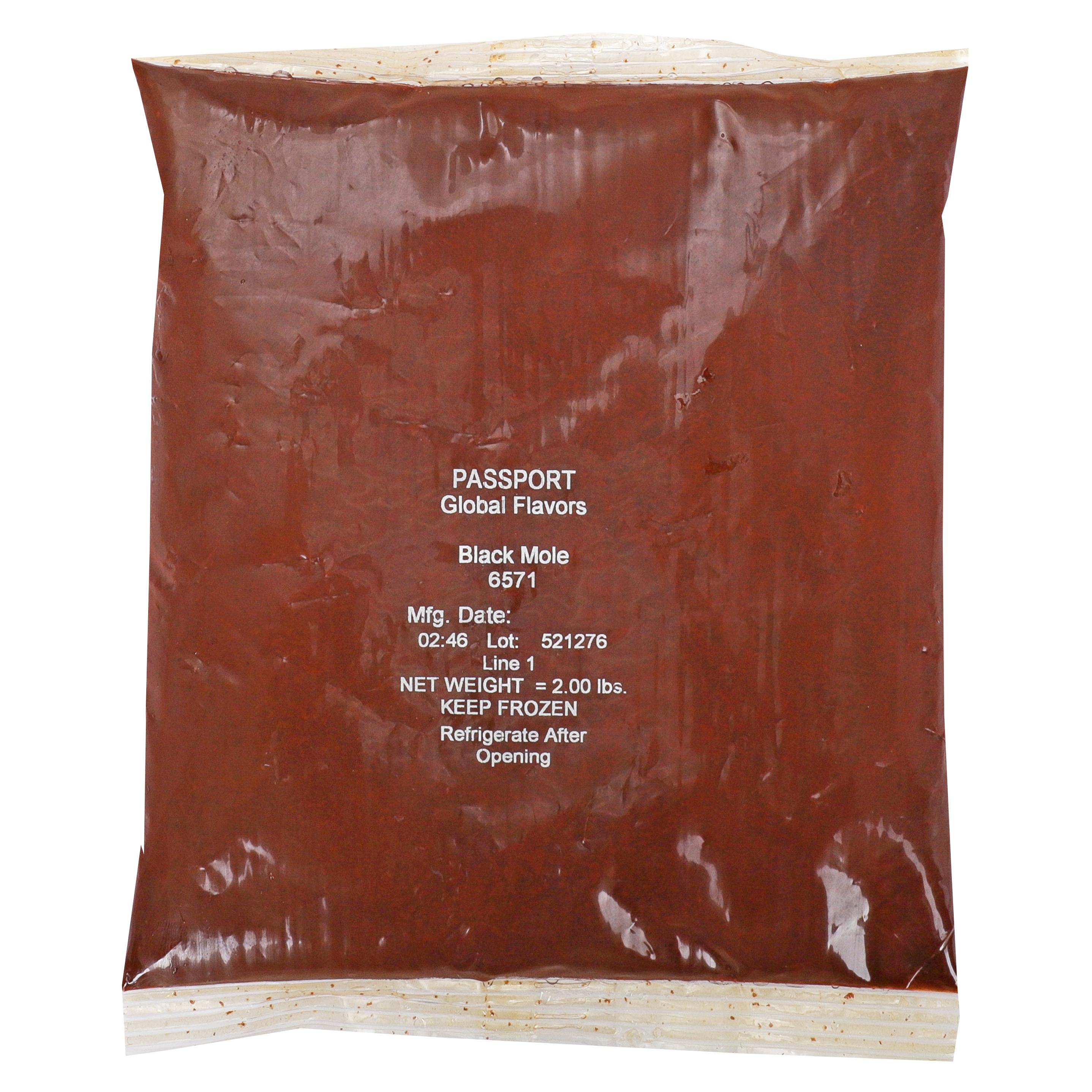 6571 - Passport Global Flavors By Custom Culinary Mole Negro