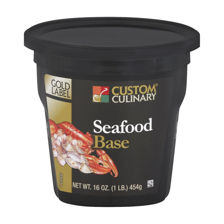 9512 - GOLD LABEL Seafood Base