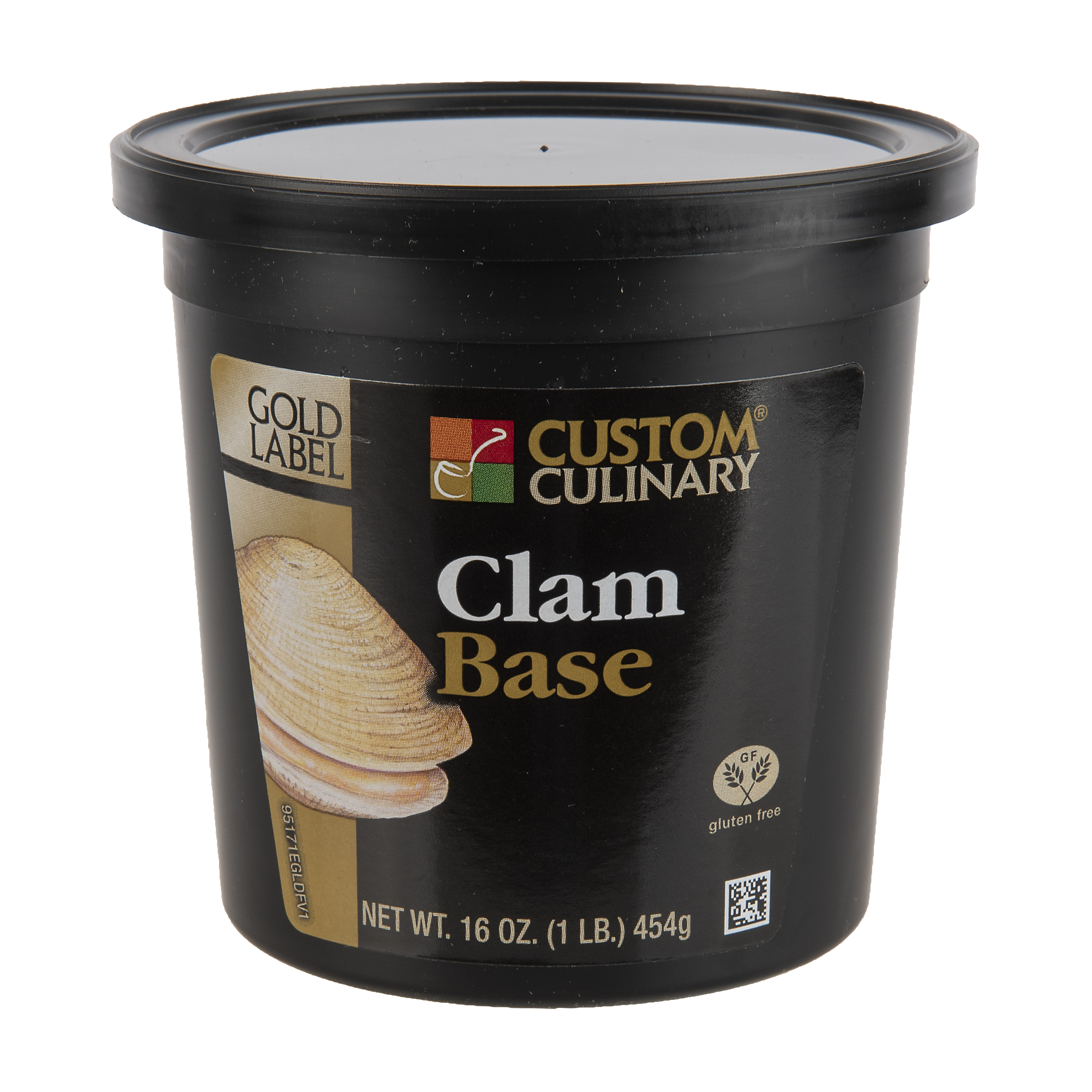 9517 - GOLD LABEL Clam Base