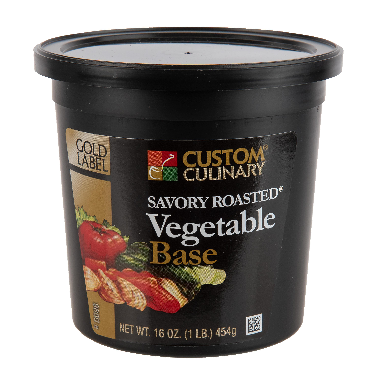 9800 - GOLD LABEL Savory Roasted Vegetable Base