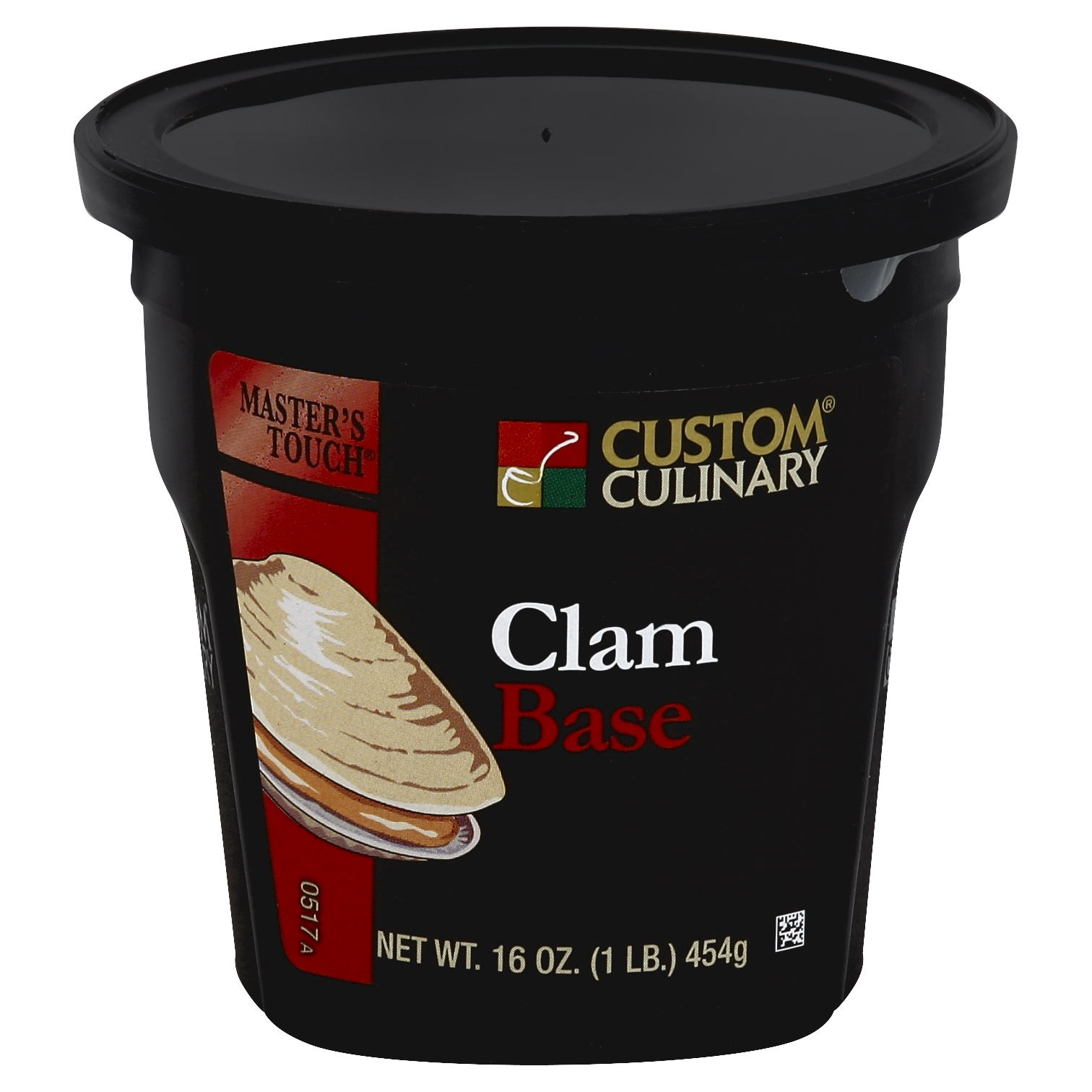 0517 - Masters Touch Clam Base