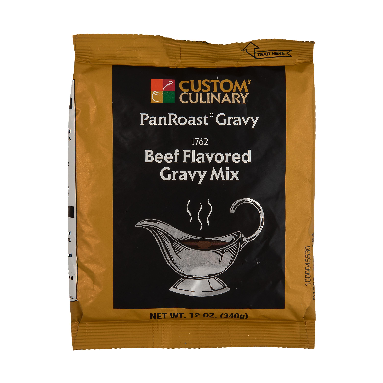 1762 - PanRoast Beef Flavored Gravy Mix