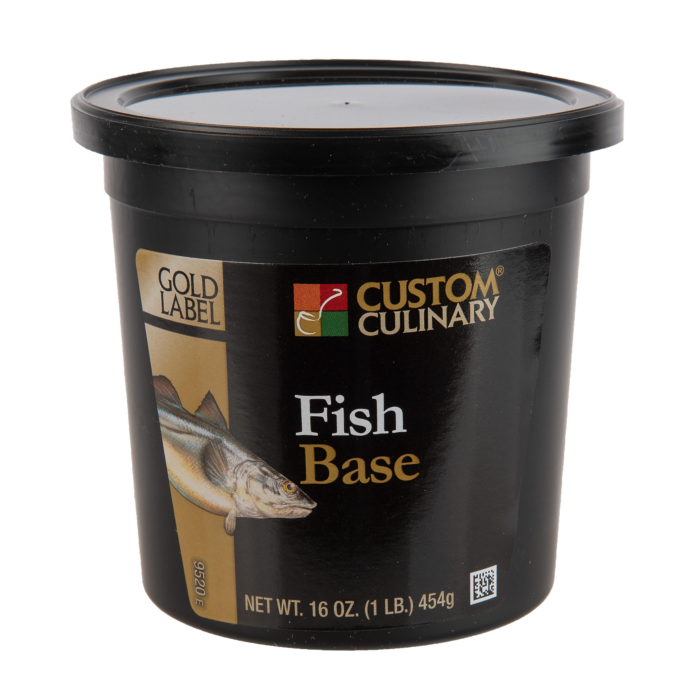 9520 - GOLD LABEL Fish Base
